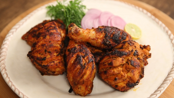 Chicken Lollypop  Tandoori
