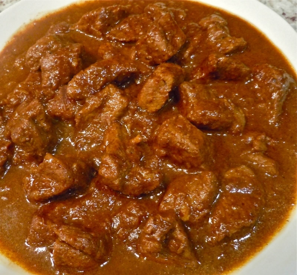 Lamb Curry Boneless