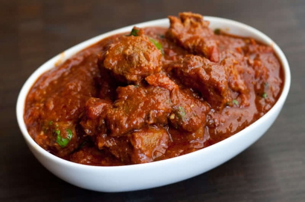 Lamb Vindaloo Boneless