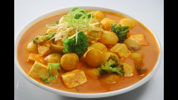 Vegetable Makhnie