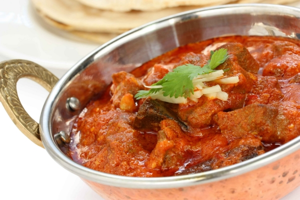 Lamb Rogan Josh Boneless
