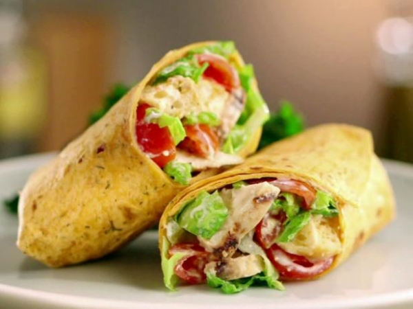 Chicken Roti Wrap(small)